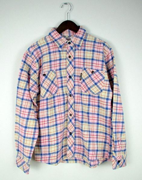 HOLLYWOOD RANCH MARKET(ハリウッド ランチ マーケット)スプリングネルチェックワークシャツ【無料見積 宅配買取 福井の買取販売 サンステップ 写メ査定やってます!】