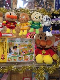 アンパンマン☆福井県福井市買取サンステッププラスワッセ店
