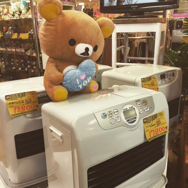 あったか暖房器具♪大募集中(*´ω`*)。 福井県 福井市 買取 サンステッププラスワッセ店