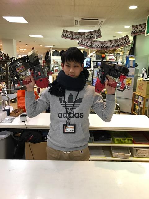 福井で電動工具売るならサンステッププラス ワッセ店におまかせ下さい!!