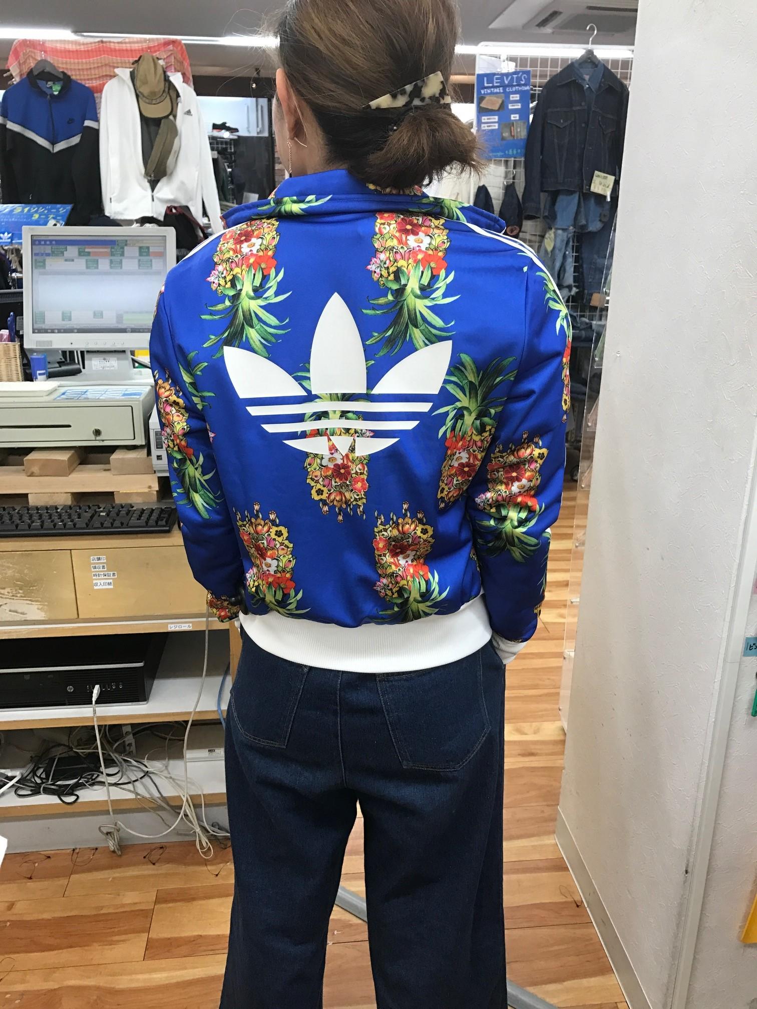 福井県 古着 SUNSTEP本店 adidas