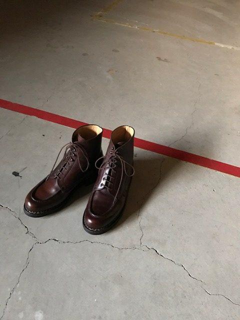 Paraboot BEAULIEU ブーツ 古着 高価買取 福井 サンステップ本店 リサイクル