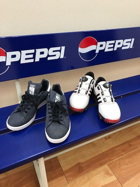 adidas(アディダス)祭!! スニーカー&ゴルフシューズ 買取 福井県越前市 サンステッププラス越前店