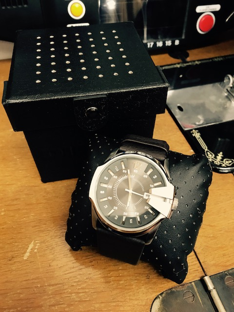 DIESEL腕時計入荷しました!!買取 福井県越前市 サンステッププラス越前店