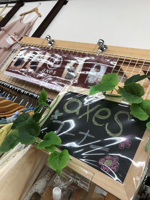 axesコーナー(/・ω・)/ 買取 福井県越前市 サンステッププラス越前店