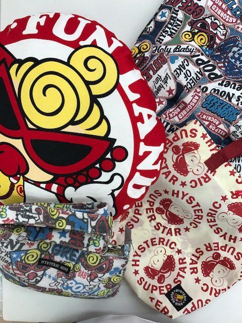 HYSTERIC MINIのグッズが入ってきた!!            買取 福井県越前市 サンステッププラス越前店