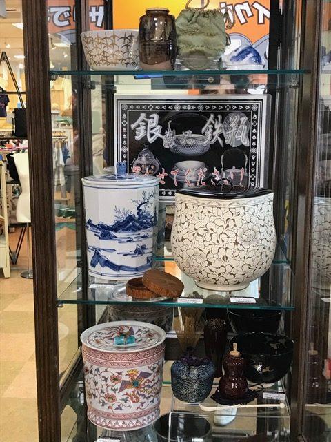 茶道道具入荷しました  福井県福井市 買取 サンステッププラスワッセ店