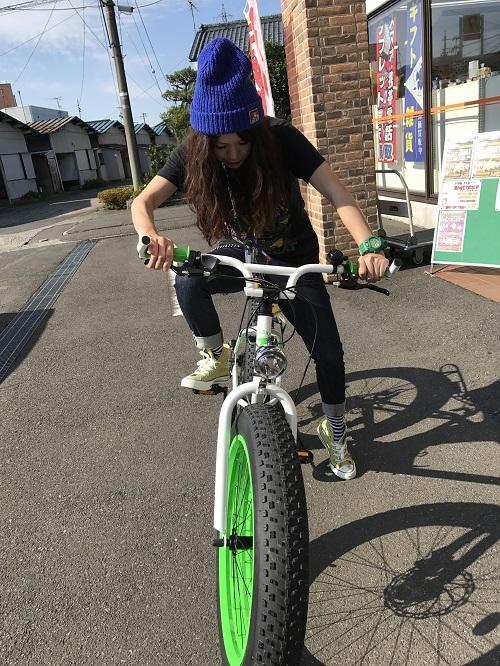 BRONX CYCLES ファットバイク 買取 福井県越前市 サンステッププラス越前店