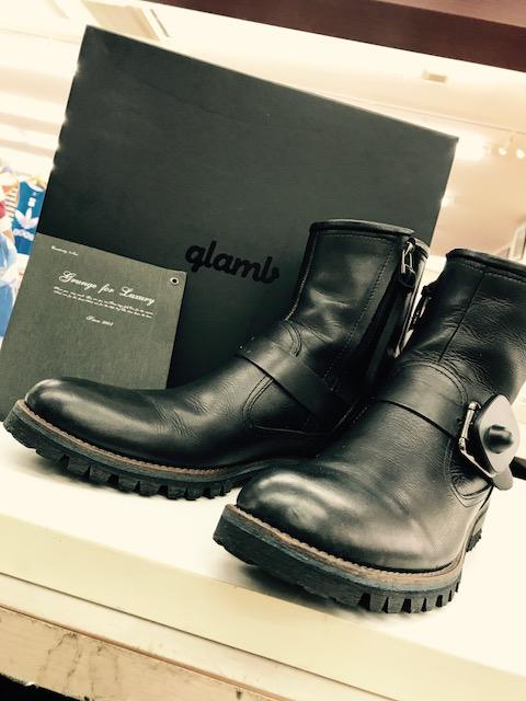 Glambブーツ入荷してきました!!買取 福井県越前市 サンステッププラス越前店