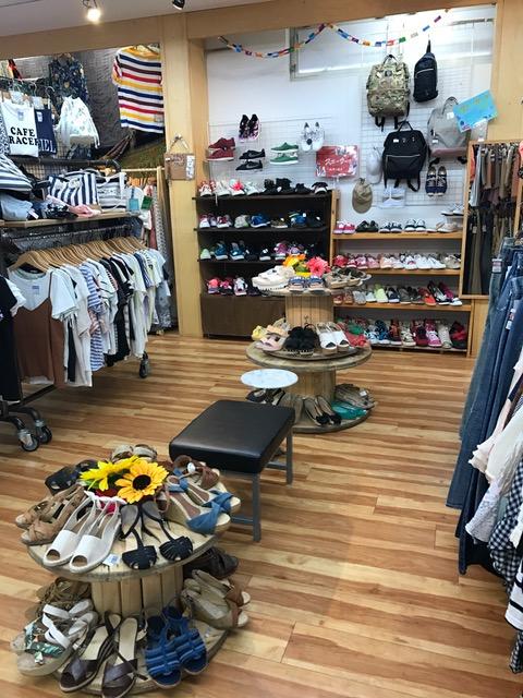 福井県 古着 リサイクル サンステップ本店 SUNSTEP