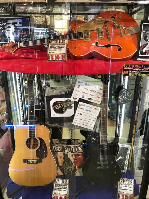 ギターコーナー!サンステッププラスワッセ店 買取 買い取り 福井市