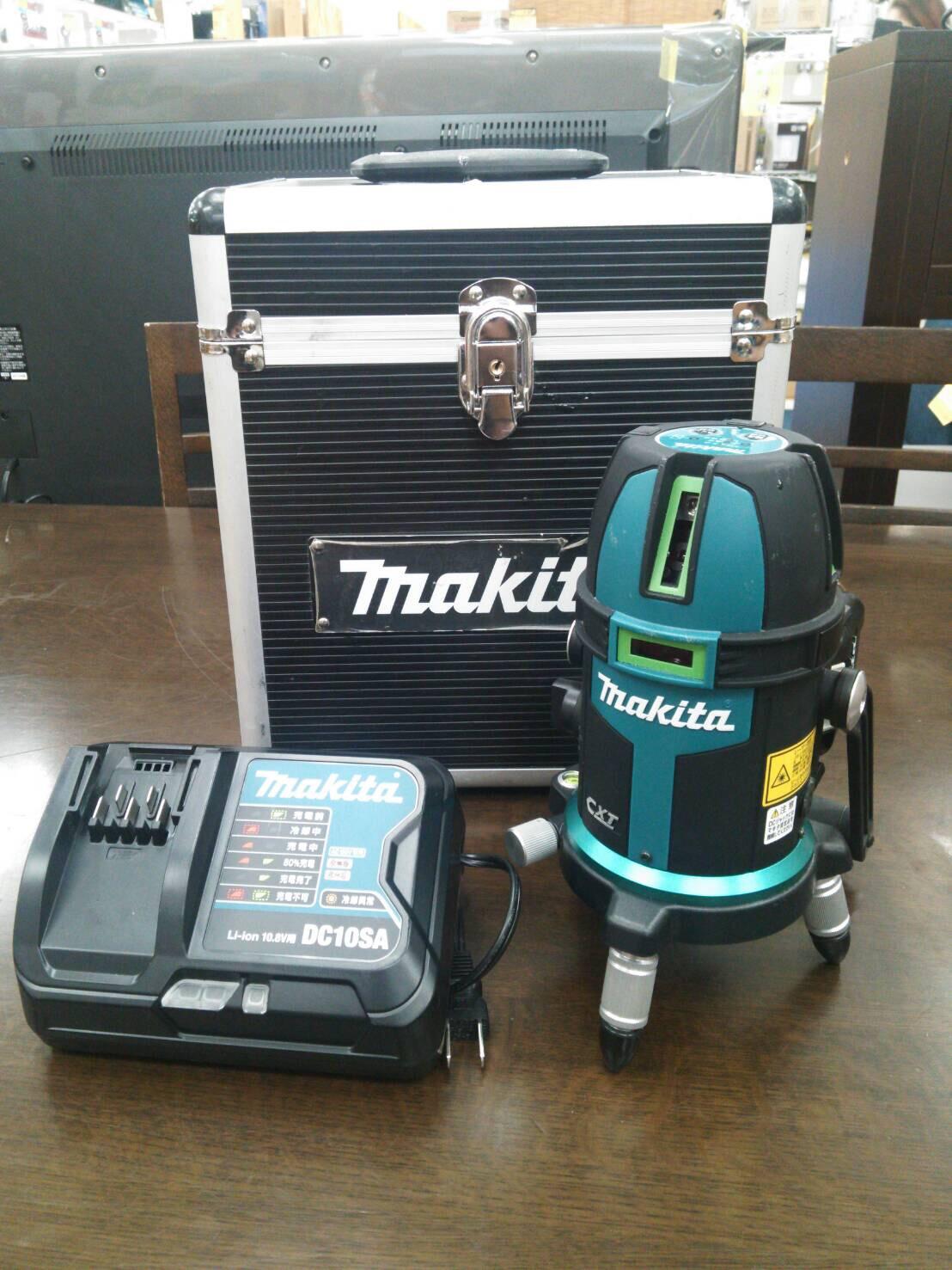 makita マキタ レーザー墨出し器 SK209GD★買取 福井県越前市 サンステッププラス越前店