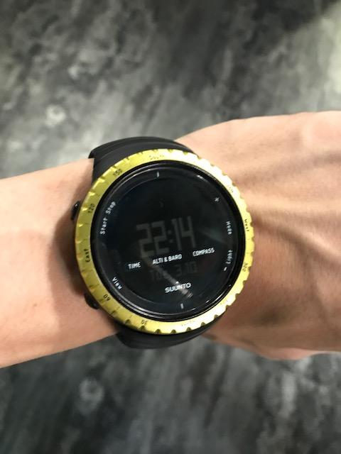 SUUNTO スント サンステップ南店 福井 リサイクル 腕時計 アウトドア用品 高機能時計 トレッキングギア ブランド衣料 買取