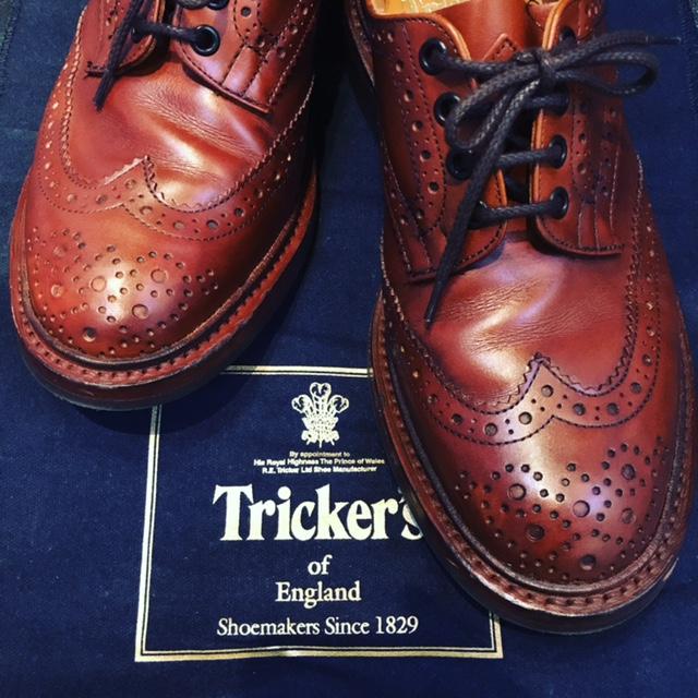 Tricker's トリッカーズ レザーシューズ サンステップ南店 福井 リサイクル ブランド衣料 買取 高機能時計 買取募集中 腕時計