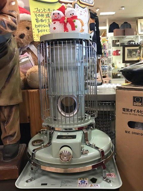 暖房器具、まだまだ募集中! 福井県福井市 買取 サンステッププラスワッセ店
