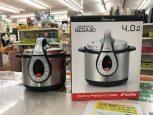 家庭用電気圧力鍋GEDA40買取しました!買取 福井県越前市 サンステッププラス越前店