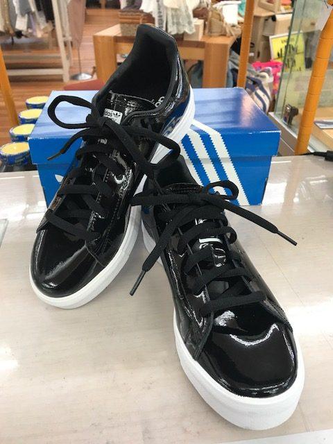 adidas スタンスミス スニーカー 買取 福井県越前市 サンステッププラス越前店