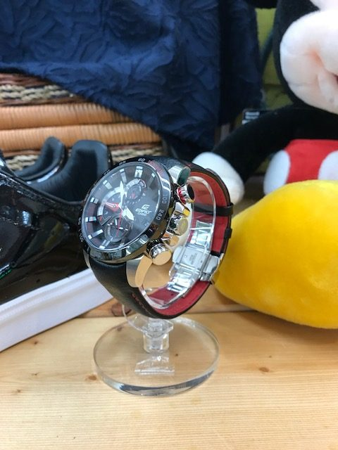 EDIFICE メンズ腕時計EQB-800BL-1AJF入荷しました!!買取 福井県越前市 鯖江市 出張 出張買取 サンステッププラス越前店