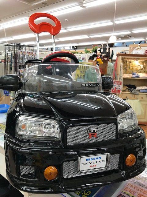 ★SKYLINE GTR R34 ペダルカー買い取りました★