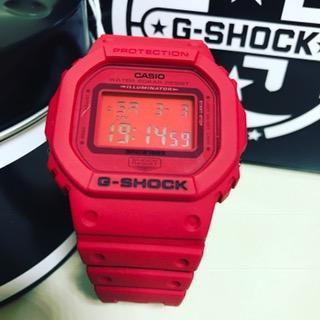 G-SHOCK 35周年記念スペシャルモデル DW-5635C 買わせていただきました!