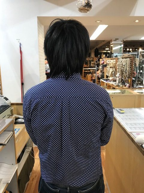 サンステップ本店ドット柄(衣料品)買取募集