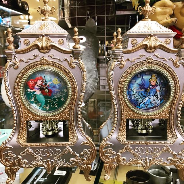 ディズニー掛け時計♡サンステッププラスワッセ店 買取 買い取り 福井市