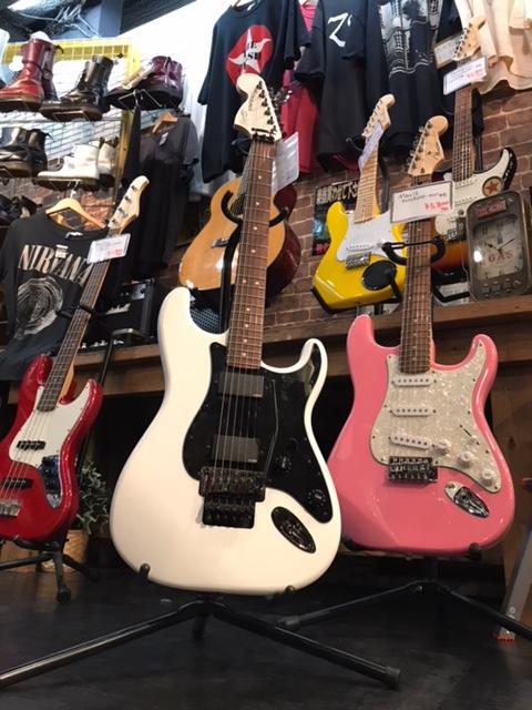 【楽器】買取・取り扱いはじめました♪ギター・ベース買取サンステップ福井南店