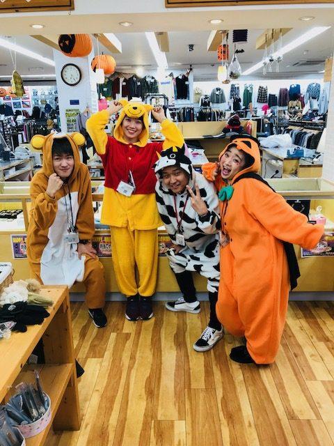 HAPPY HALLOWEENイベント開催中です!!サンステップ福井本店