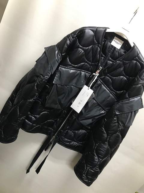 The Soloist quilted liner jacket サンステップ南店