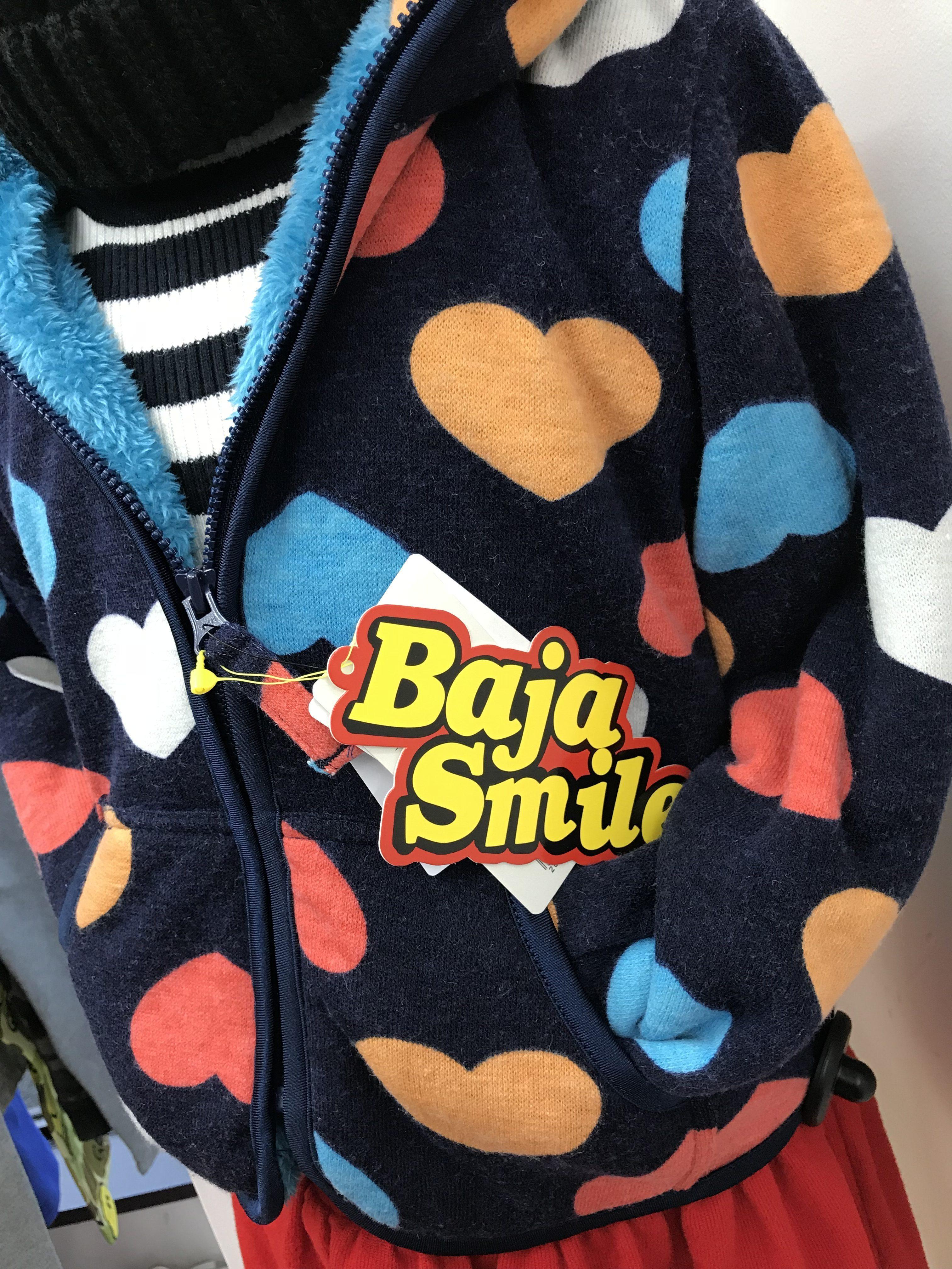 KID'S Baja Smile パーカー 福井県越前市 鯖江市 出張 出張買取 サンステッププラス越前店