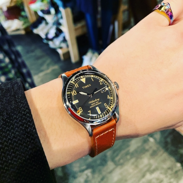 TIMEX×RED WING サンステップ南店
