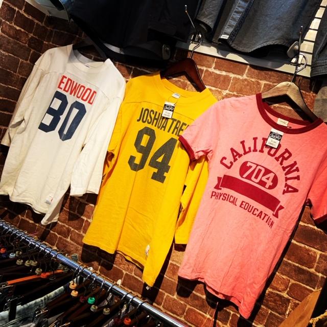 良きTシャツ・・・! サンステップ南店
