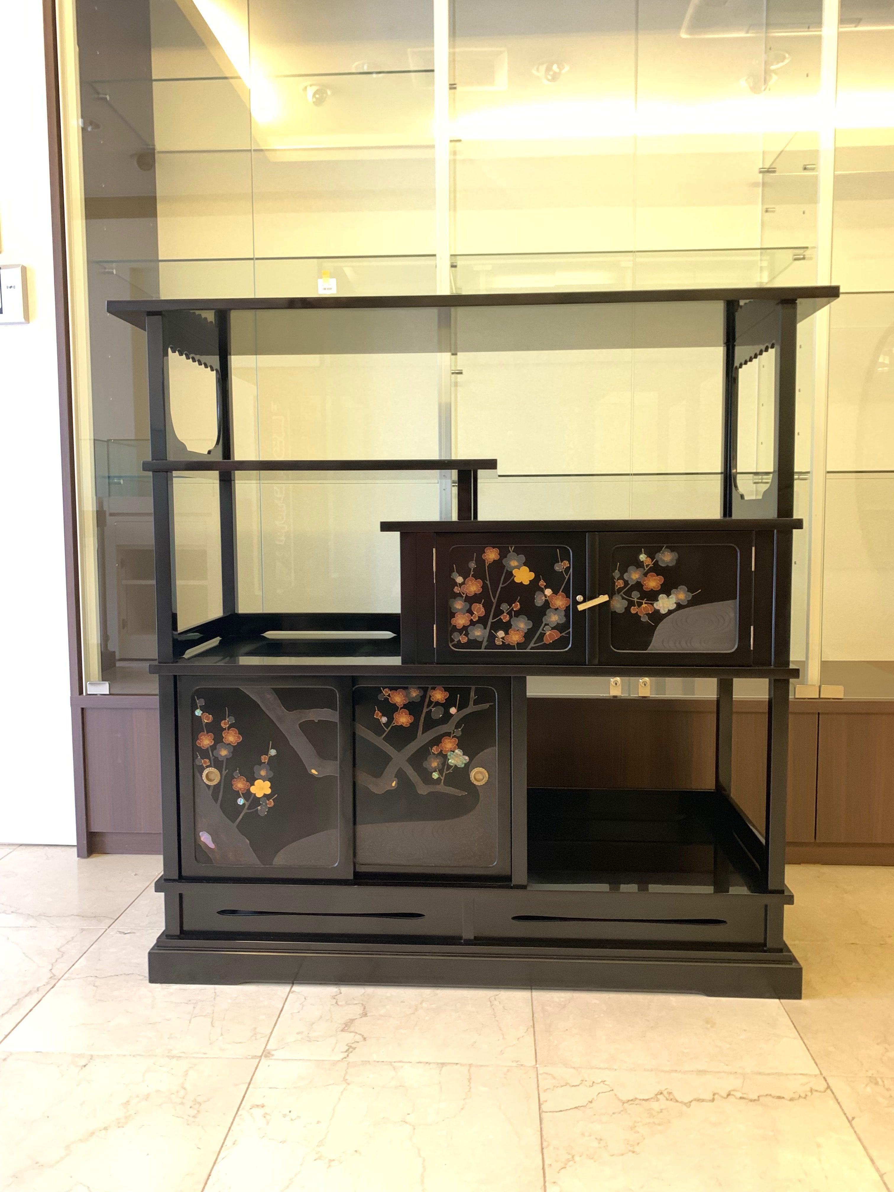 サンステップ全店で茶棚・飾り棚の買取強化中です!福井 北陸
