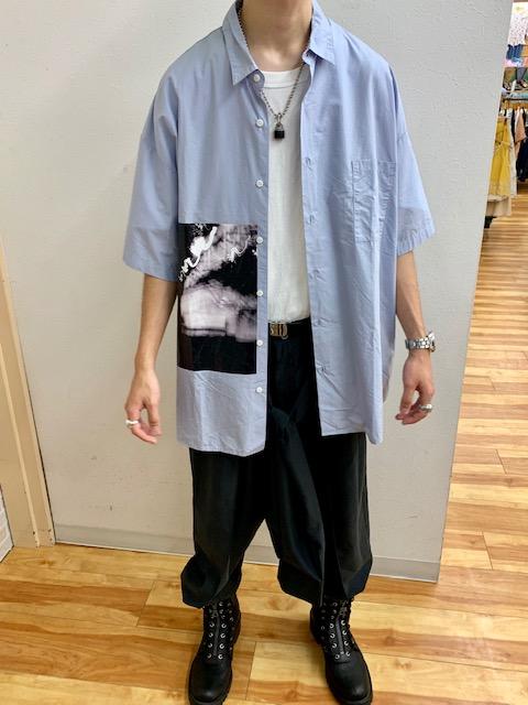 HARE×草野 庸子 フォトビッグシャツ 入荷しました!!