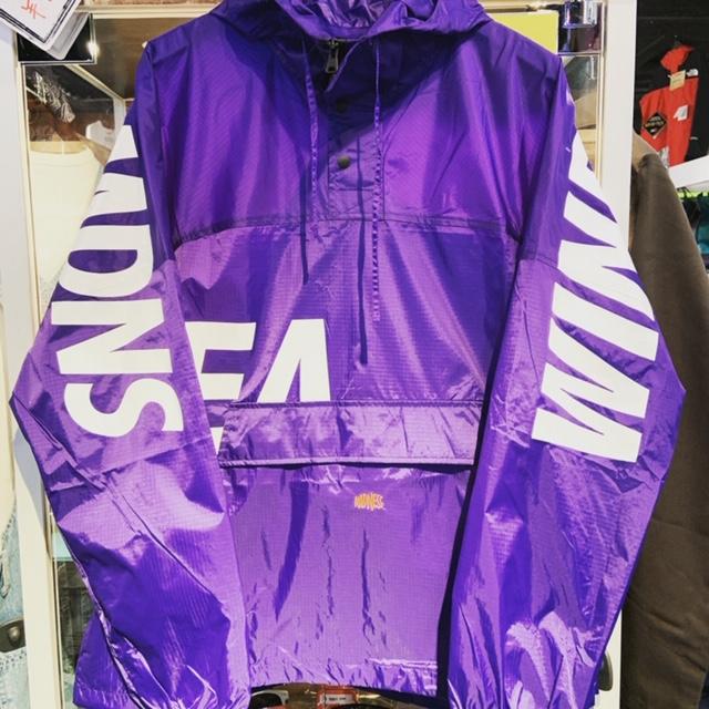 windandsea×madnessのナイロンジャケット入荷しました! サンステップ福井南店 ブランド衣料 メンズ専門店