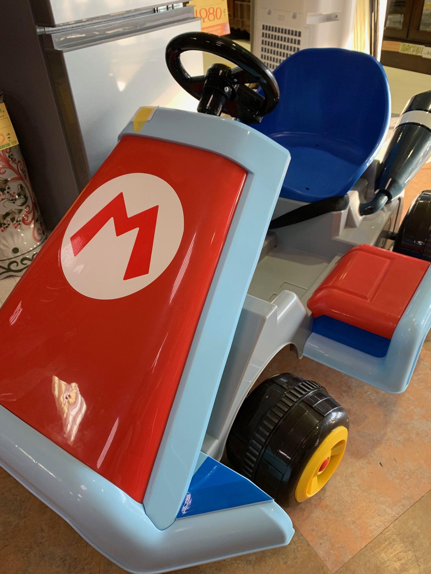 Nintendo マリオカート 電動カー キッズ☆サンステッププラスワッセ店 買取 買い取り 福井市