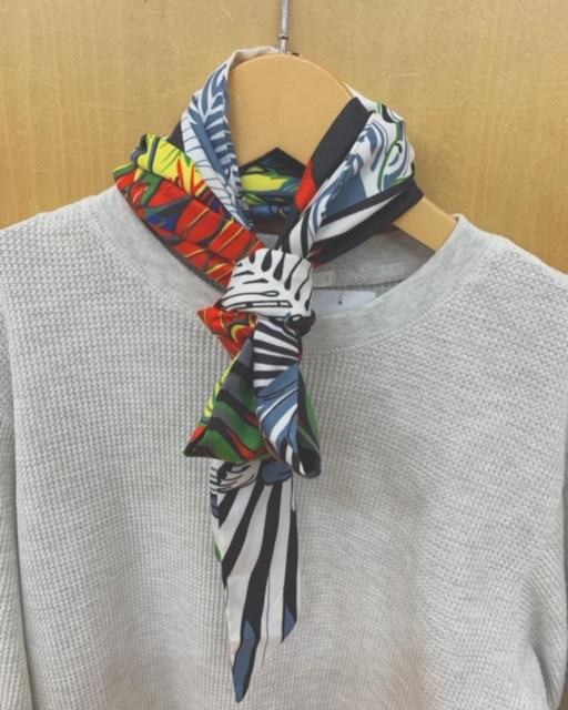 スカーフ 買取アップ サンステップ福井本店