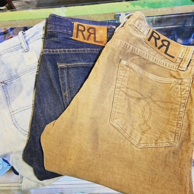 RRL買取募集中! サンステップ福井南店 メンズ専門店 福井のリサイクルショップ ブランド買取