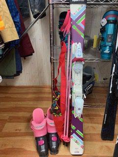 スキー3点セット! 買取 福井県越前市 鯖江市 出張 出張買取 サンステッププラス越前店
