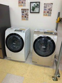 ドラム式洗濯乾燥機入荷 買取 福井県越前市 鯖江市 出張 出張買取 サンステッププラス越前店